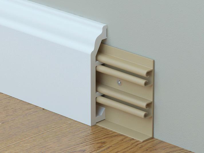 Plintus PVC